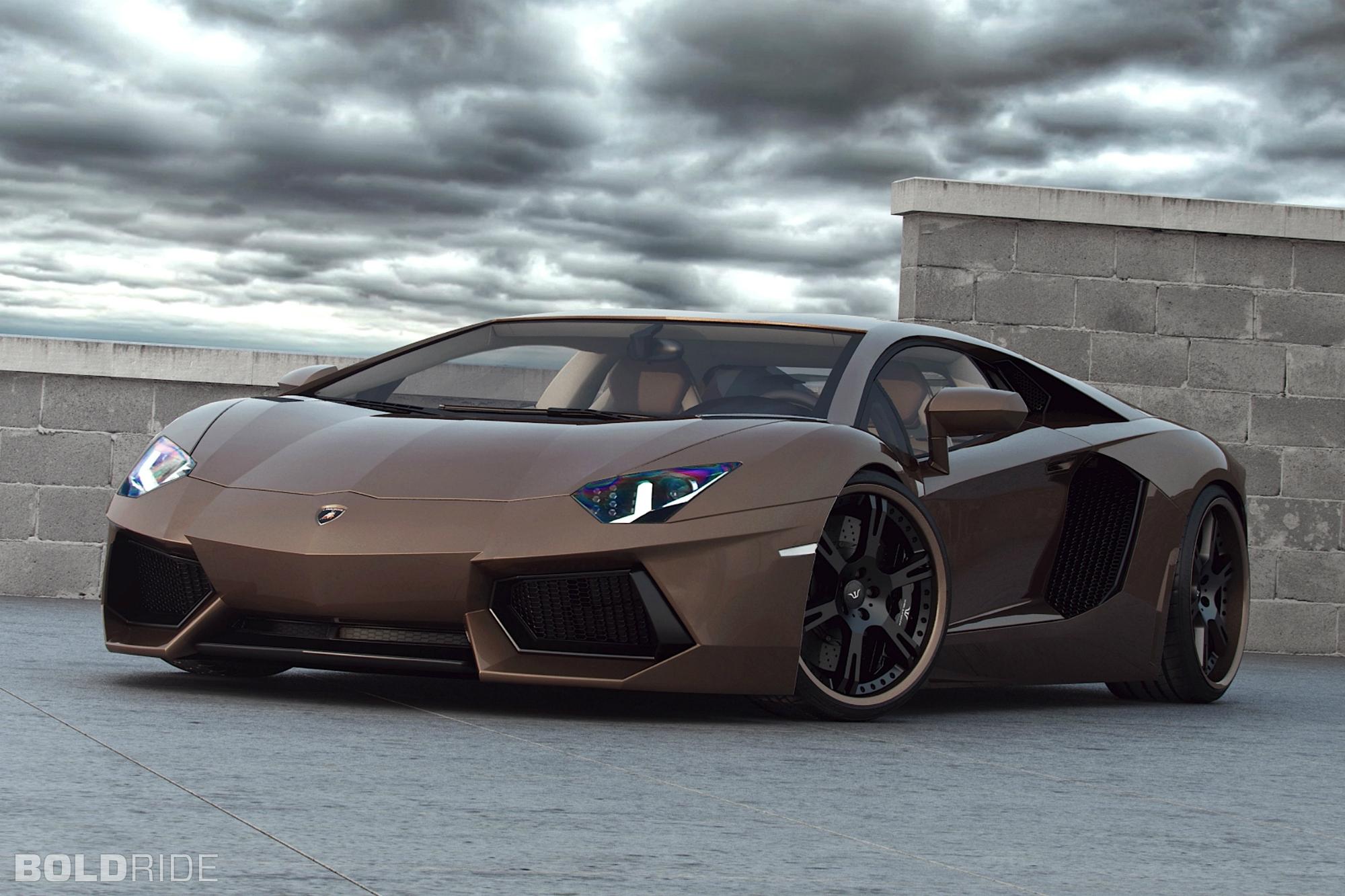 2012 Wheelsandmore Lamborghini Aventador LP700-4 1600 x 1200