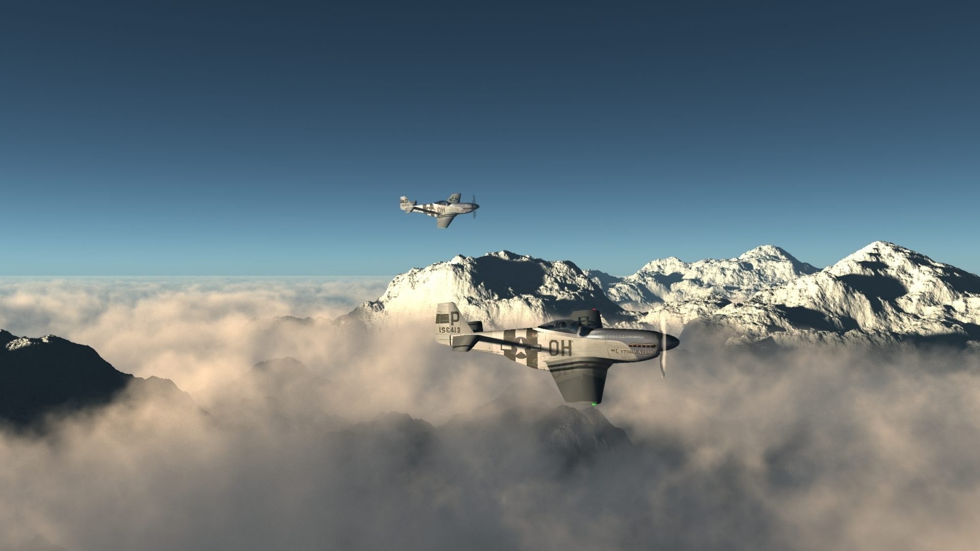 Aviation Background