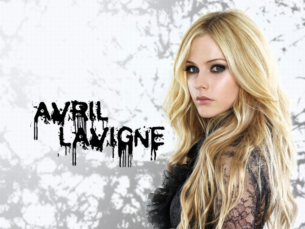 Avril Lavigne HD Wallpaper