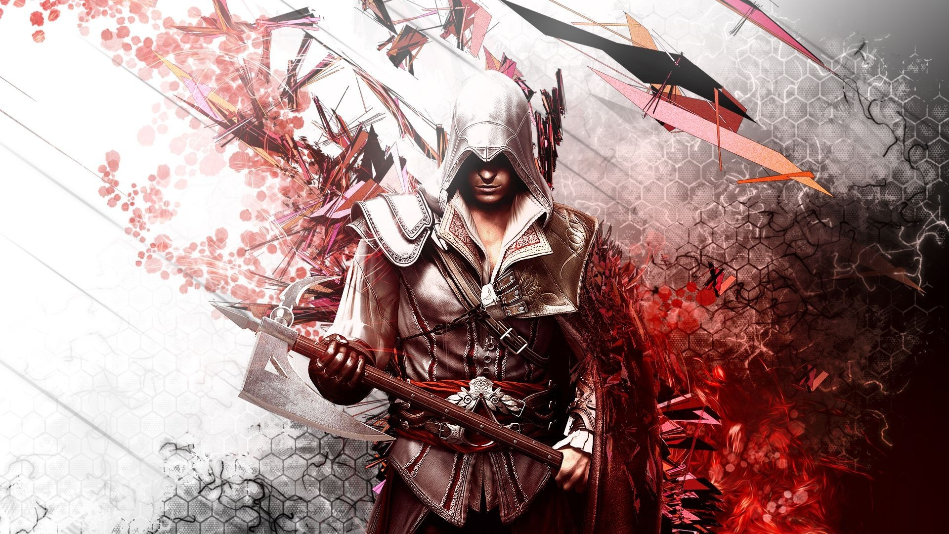 wonderful assassins creed 3 high resolution wallpaper