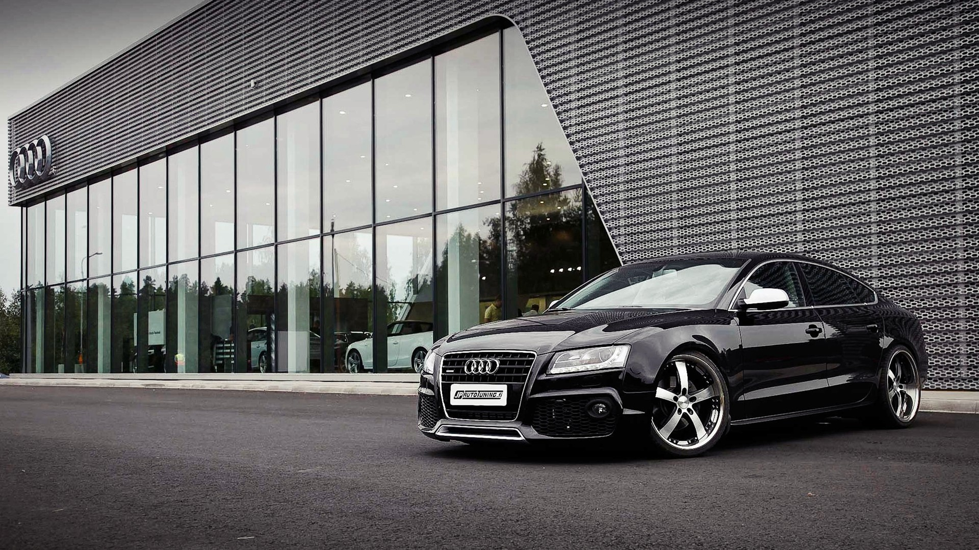 Awesome Audi S5 Wallpaper HD Wallpaper
