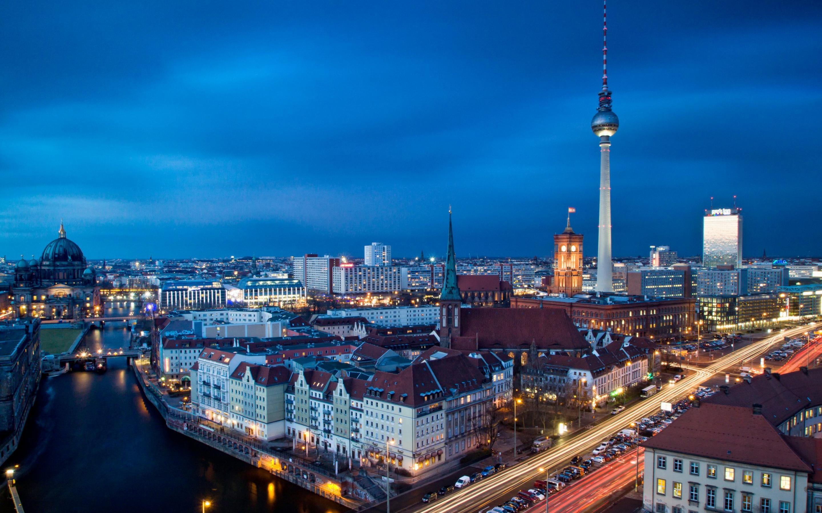 Awesome Berlin Wallpaper