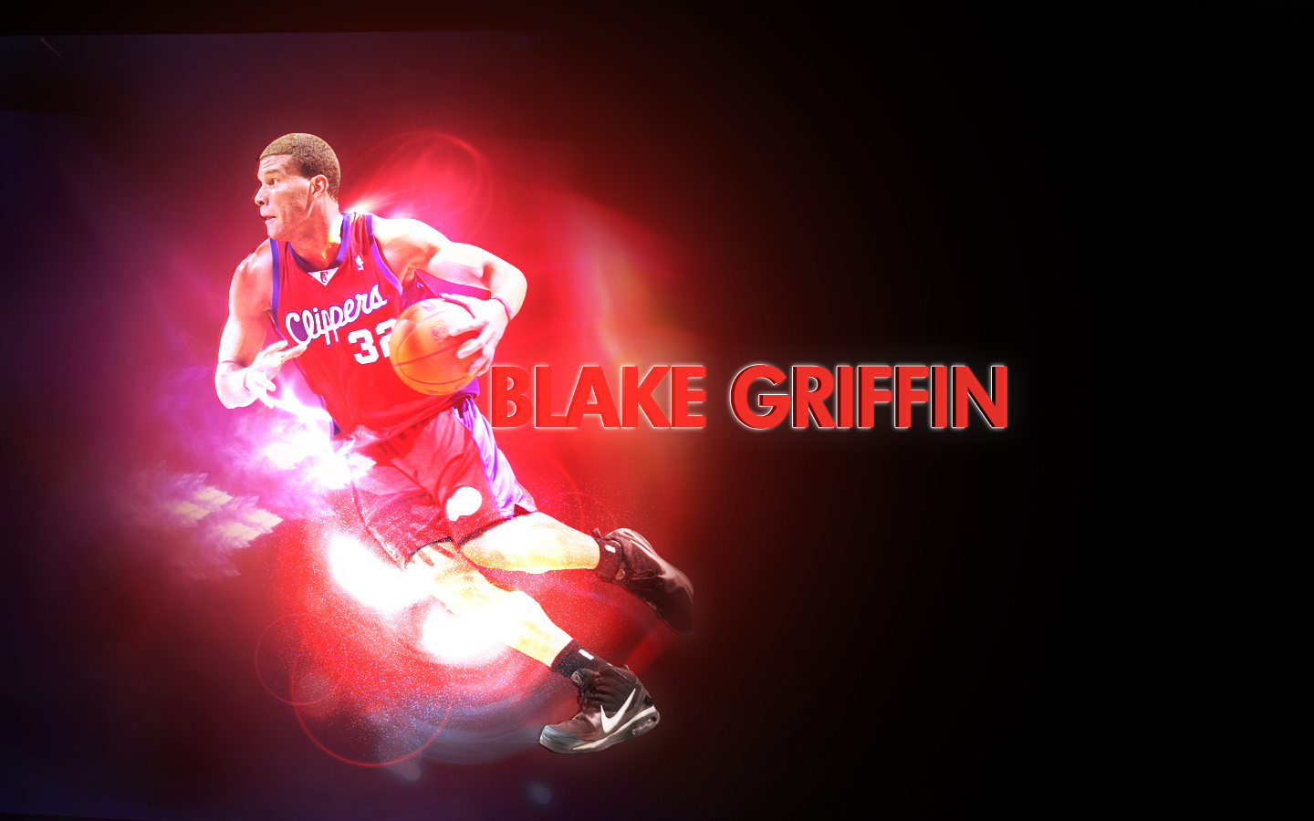awesome blake griffin wallpaper | 1440x900 | #34704