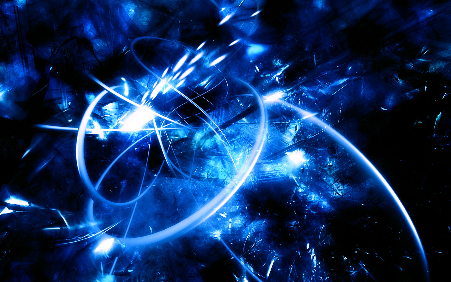 Amazing Abstract Blue Dark Hd Wallpaper Viewer