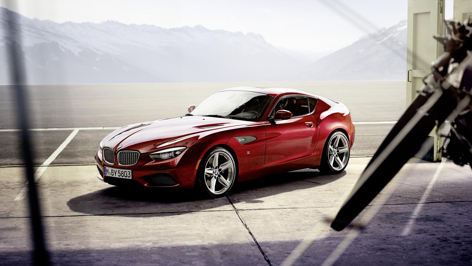 Awesome BMW Zagato Wallpaper