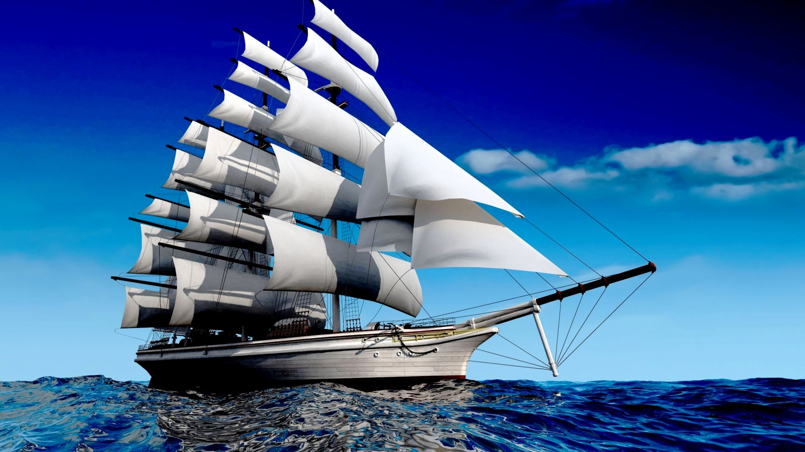 desktop wallpapers boats and - photo #40