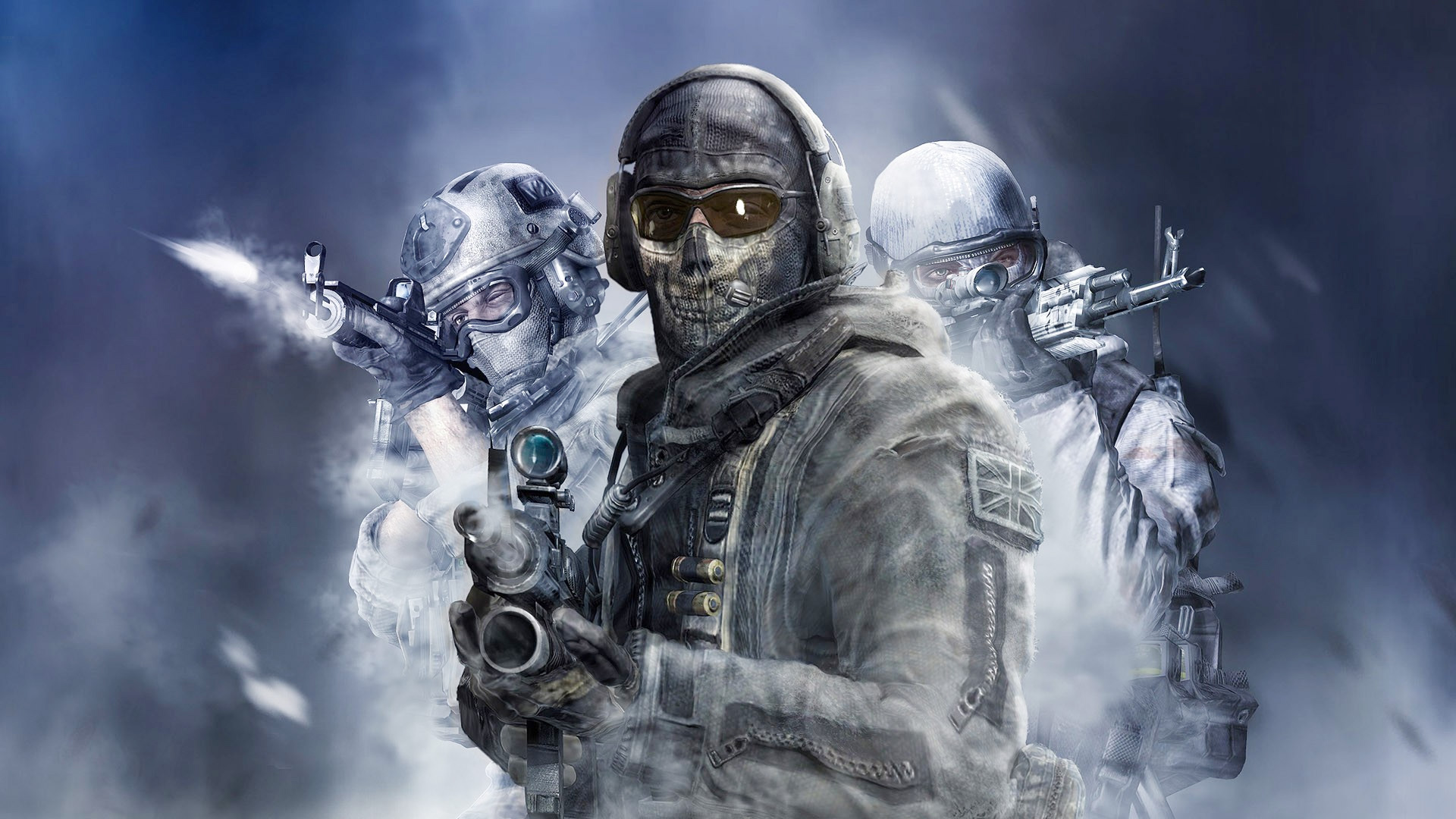 Awesome Call Of Duty Ghosts Wallpaper
