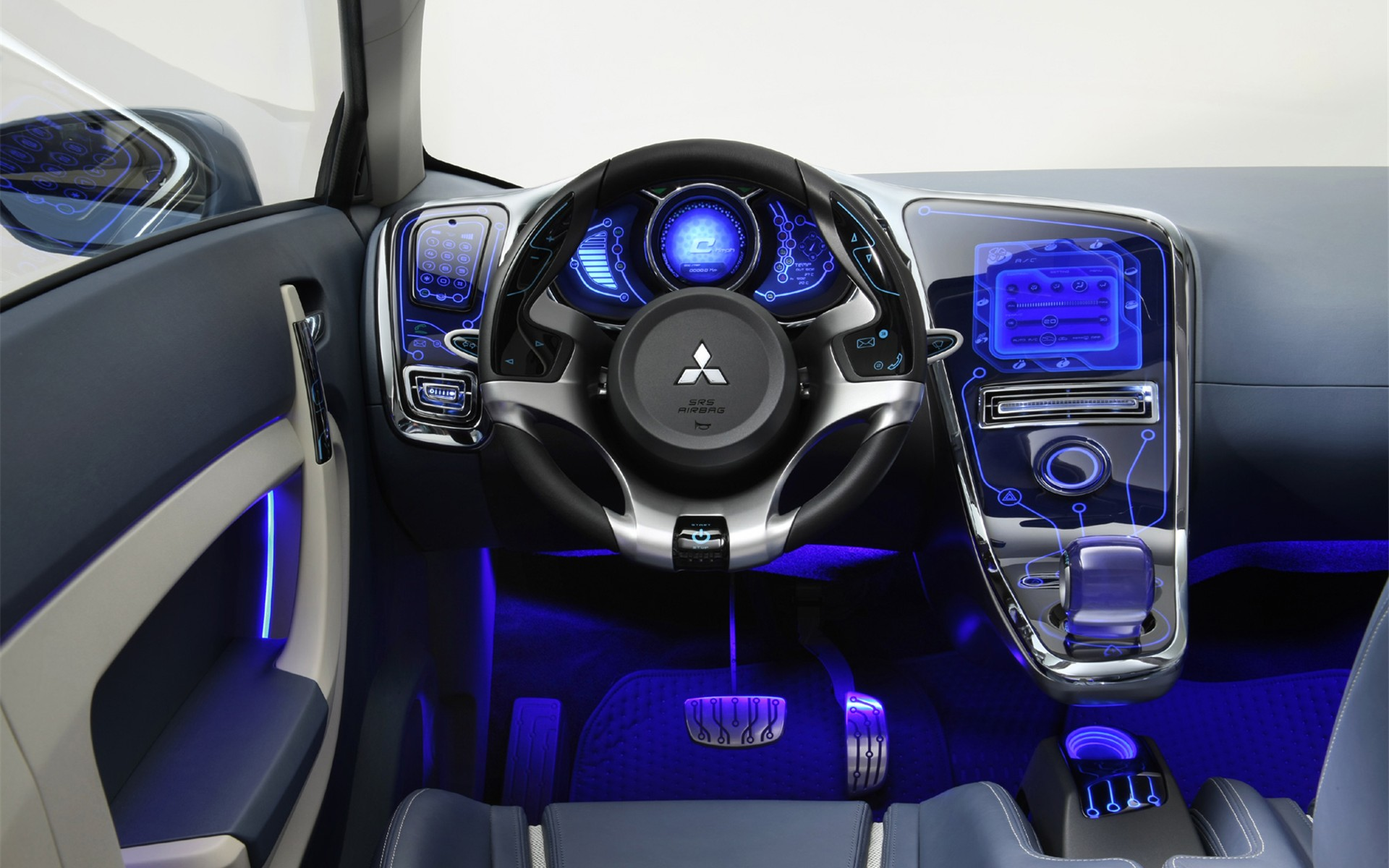 Car Interior Wallpaper 4041