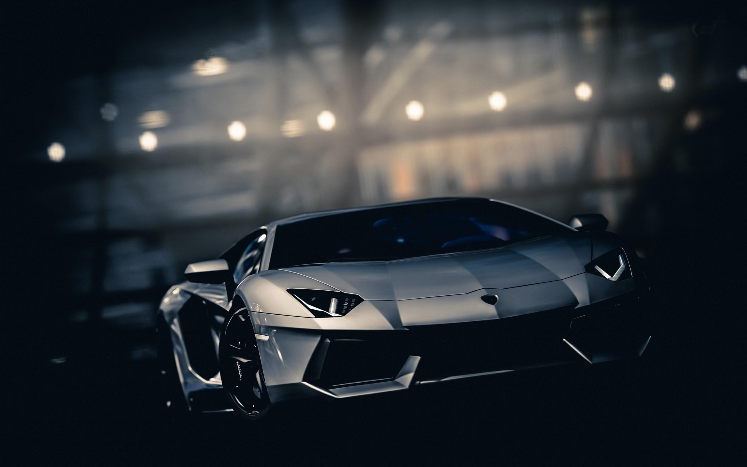 Awesome Car Lamborghini Aventador