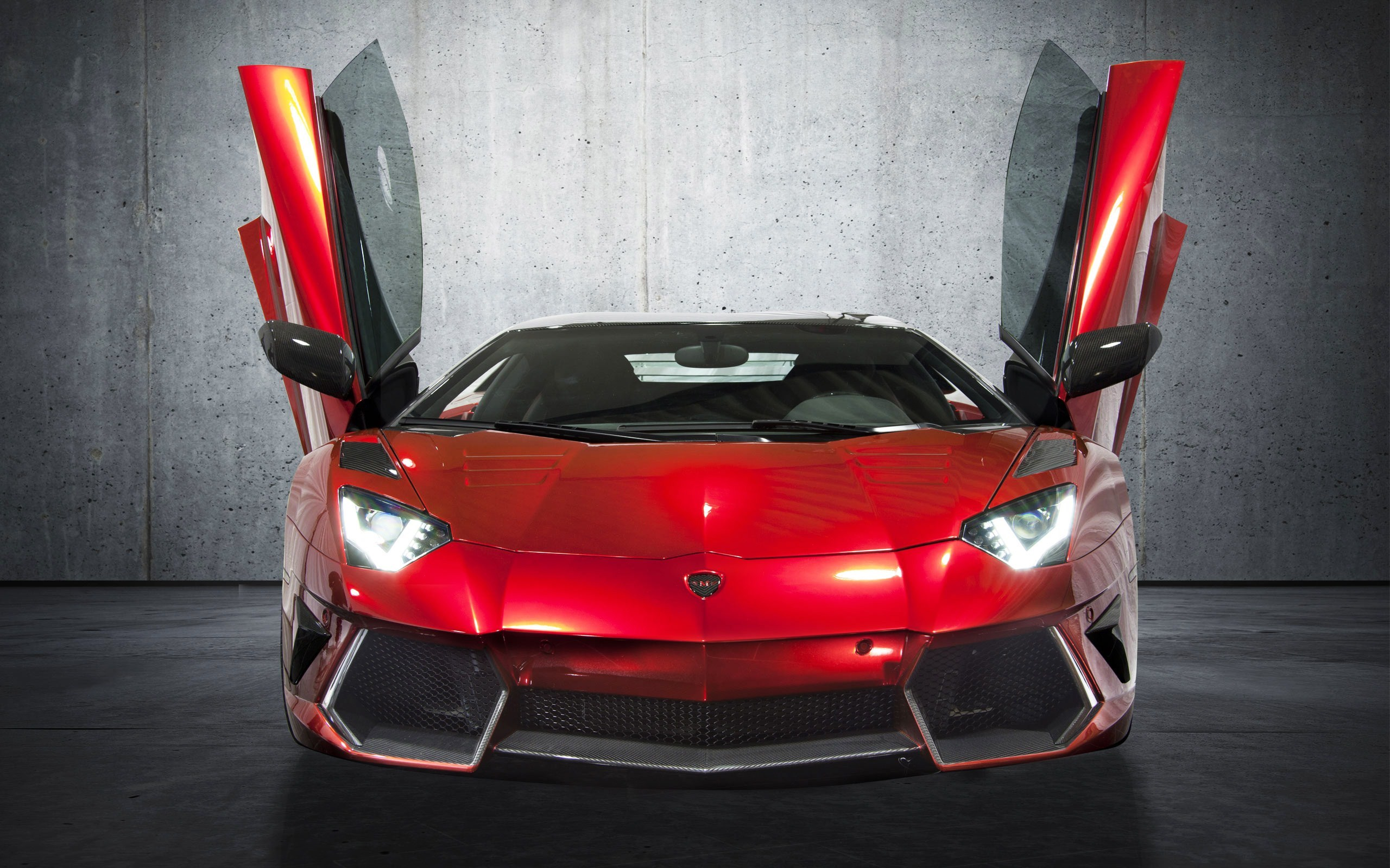 Awesome Car Lamborghini Aventador lp700-4