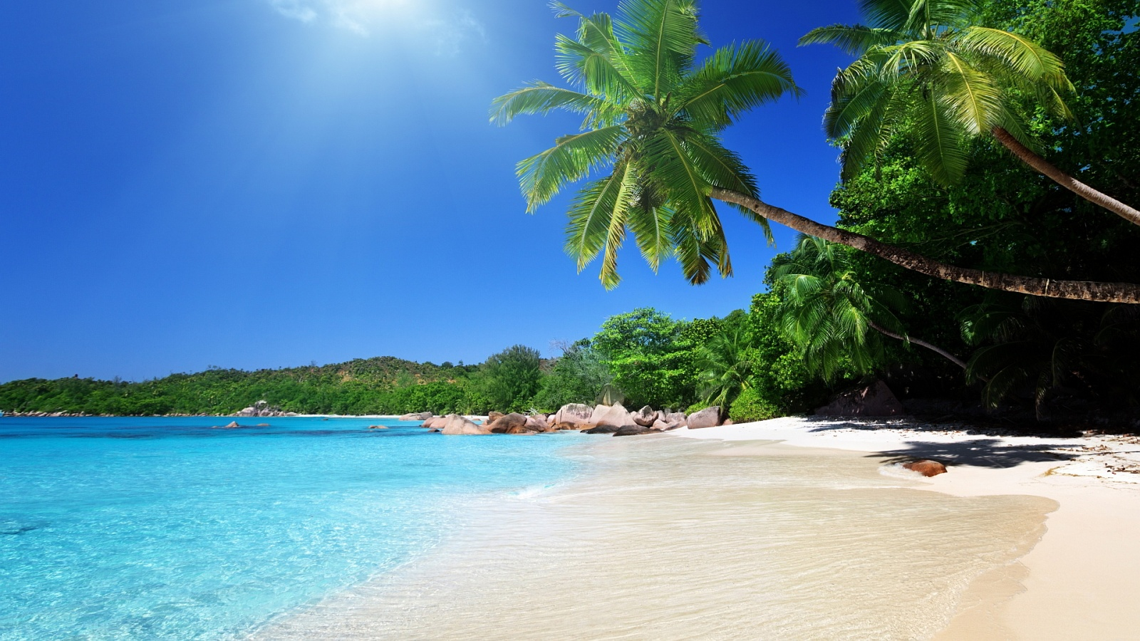 Awesome Caribbean Wallpaper