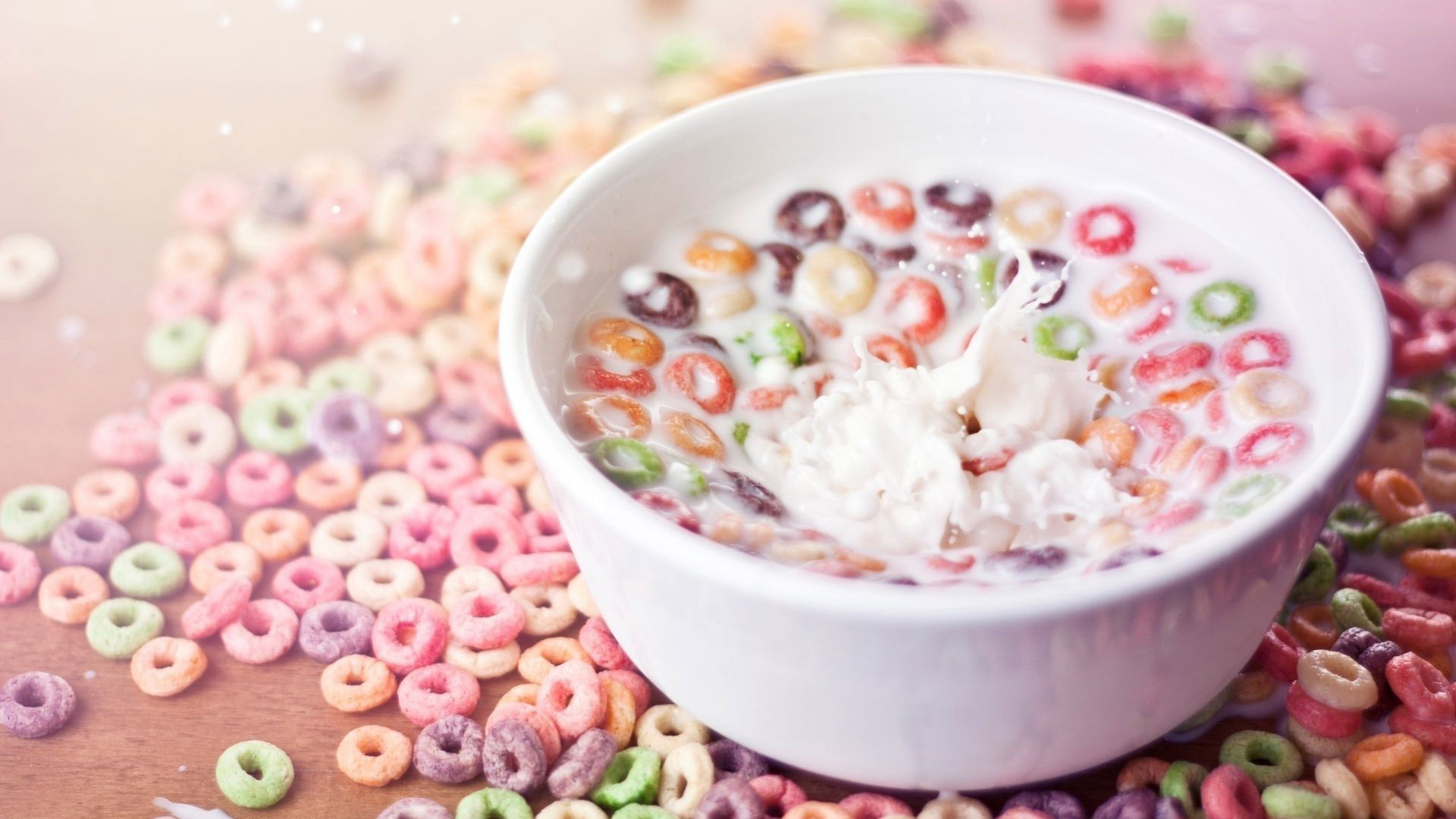 Awesome Cereal Wallpaper