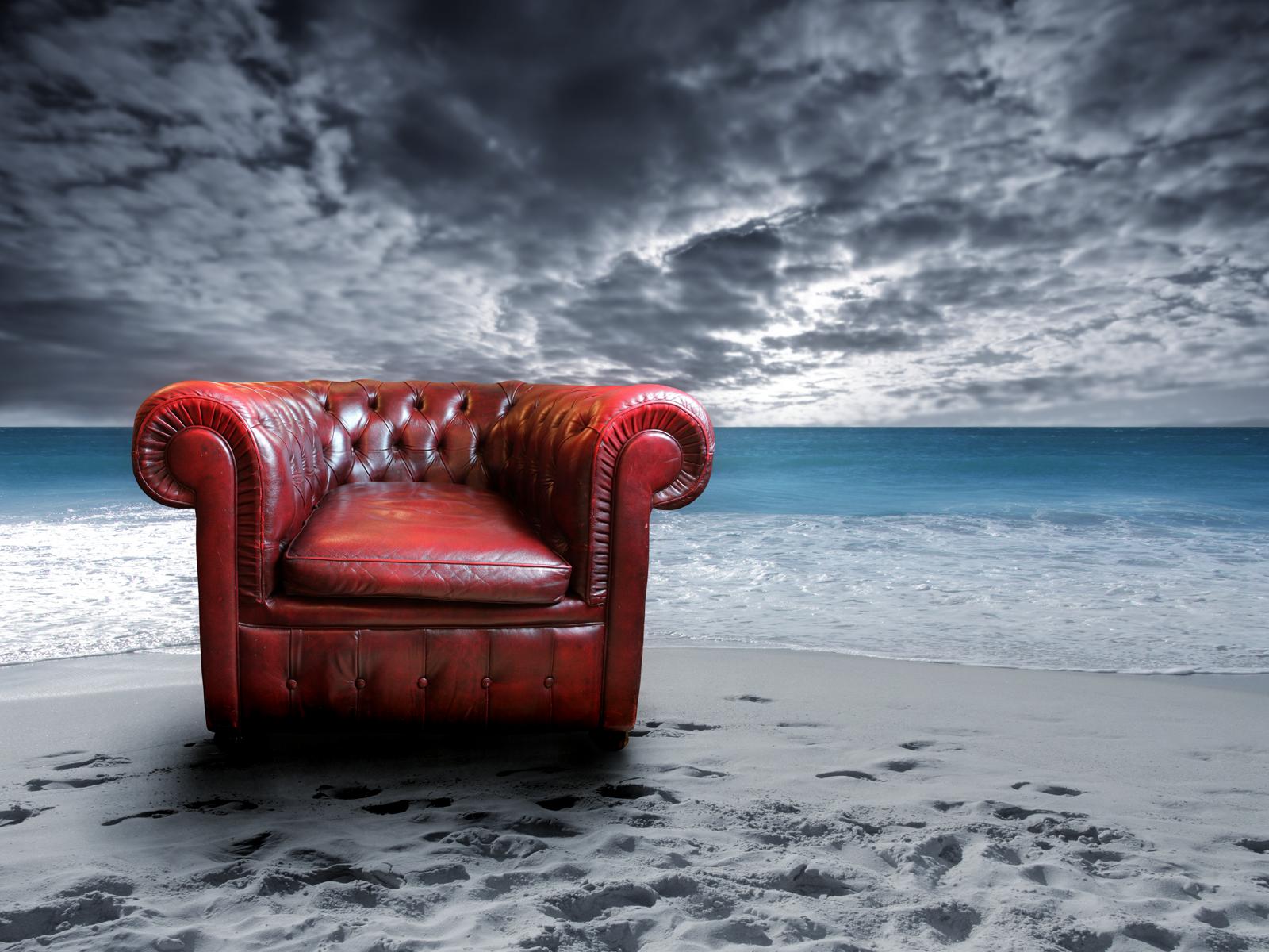 Beach Chair Wallpapers