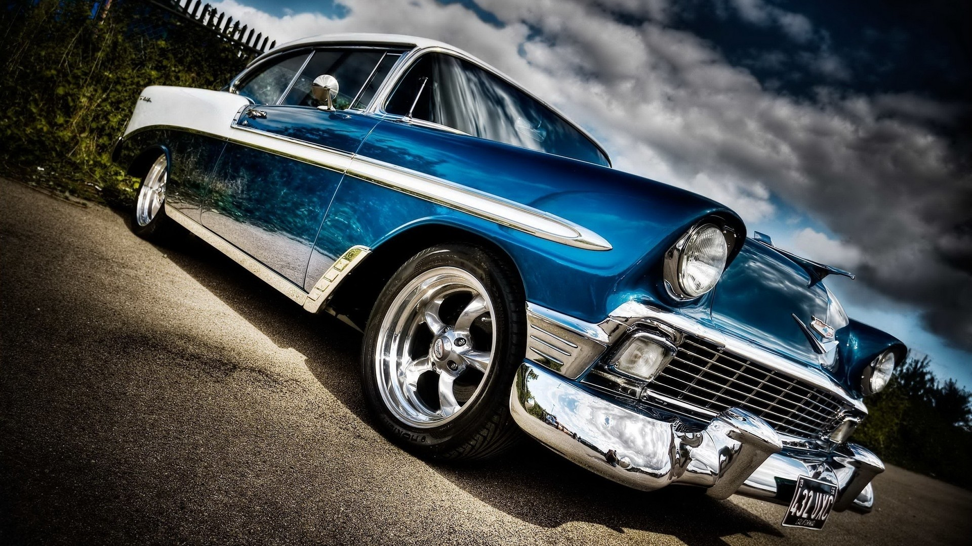Awesome Chevy Wallpaper