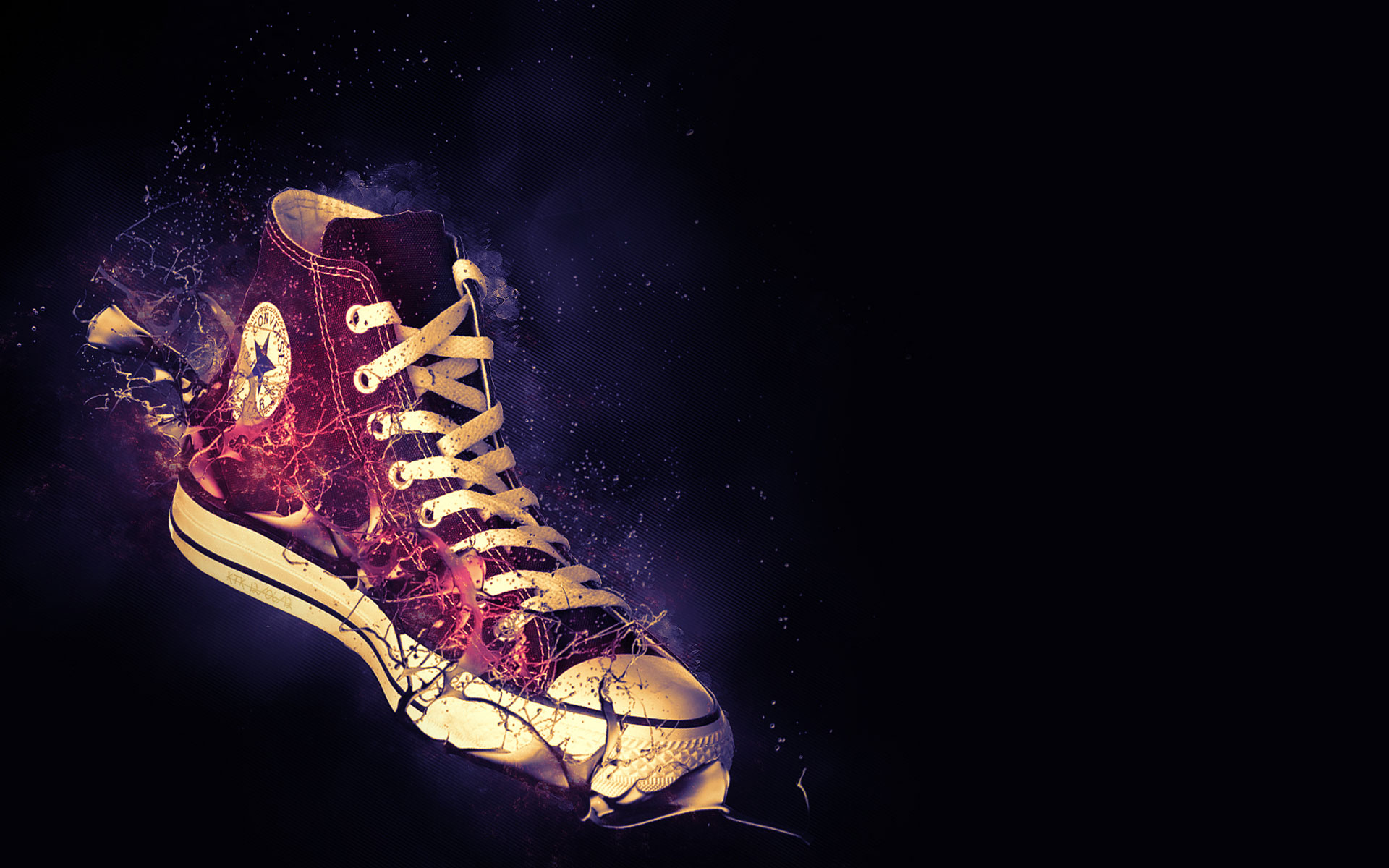 Awesome Converse Wallpaper