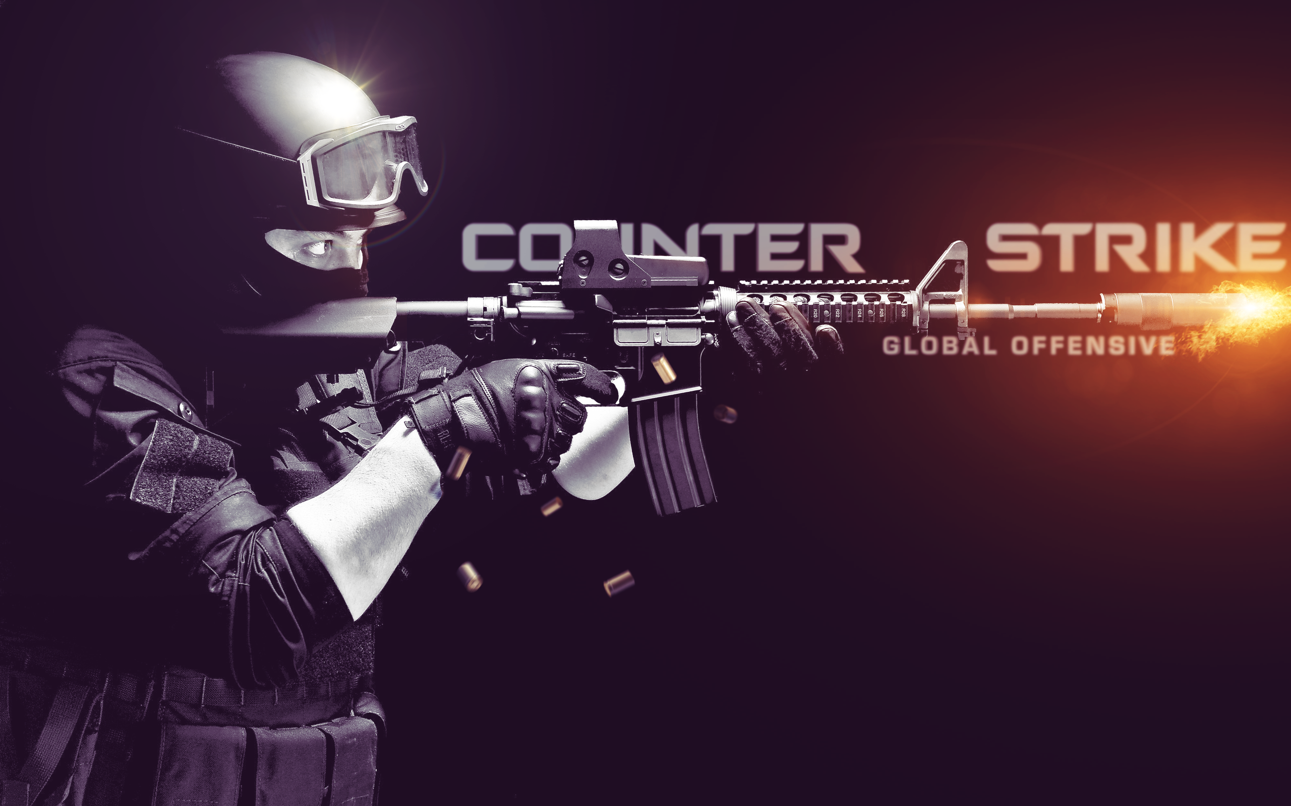 Awesome CS Go Wallpaper