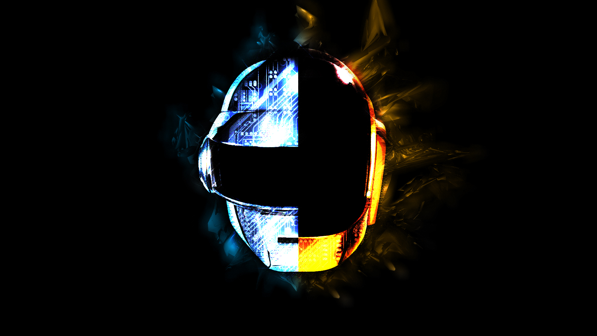 Awesome Daft Punk Wallpaper