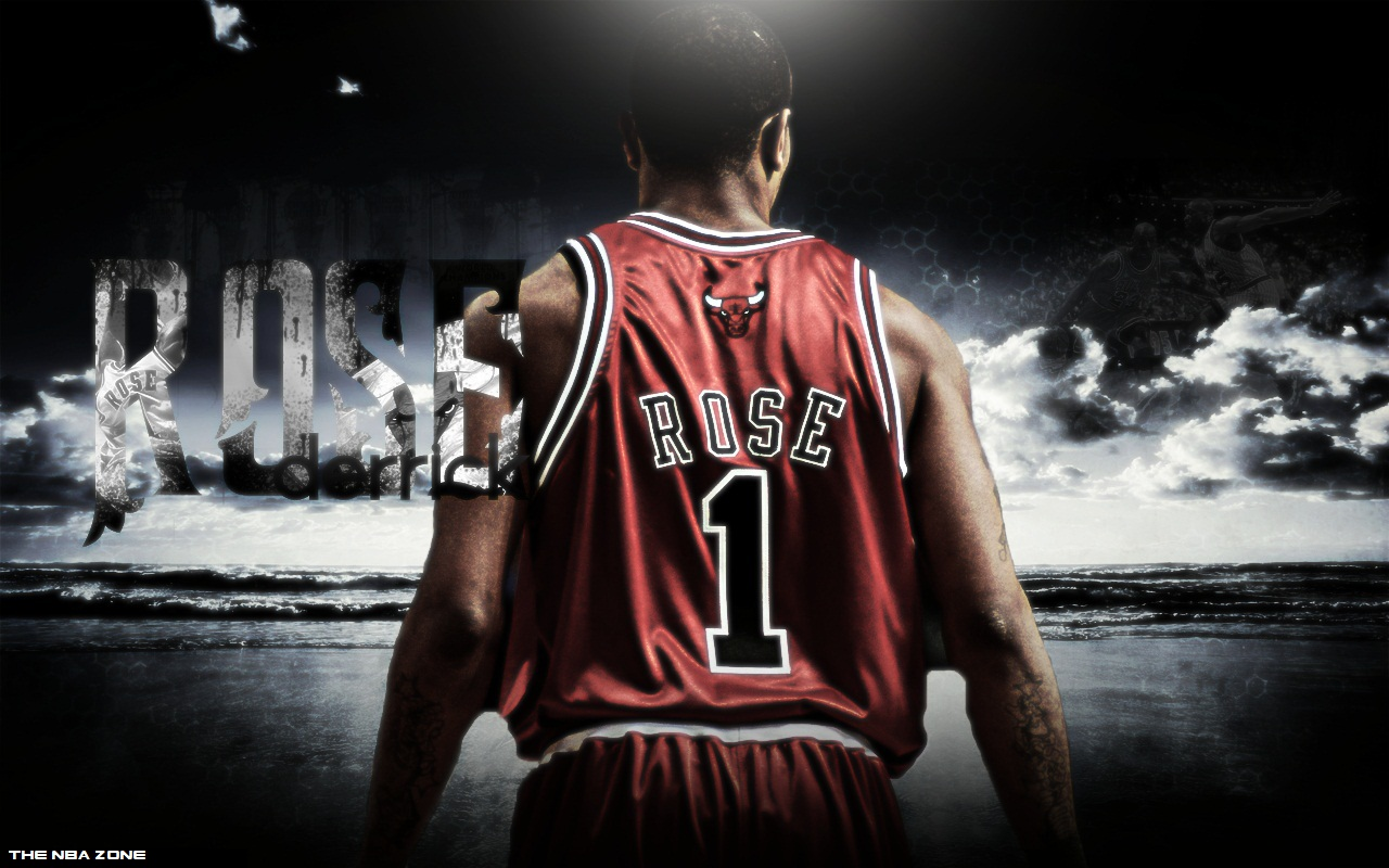 Awesome Derrick Rose Wallpaper