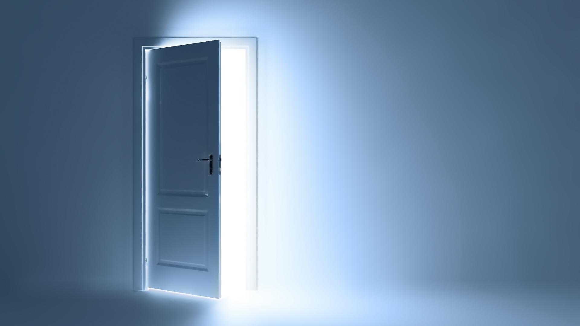 ... Door Wallpaper ...