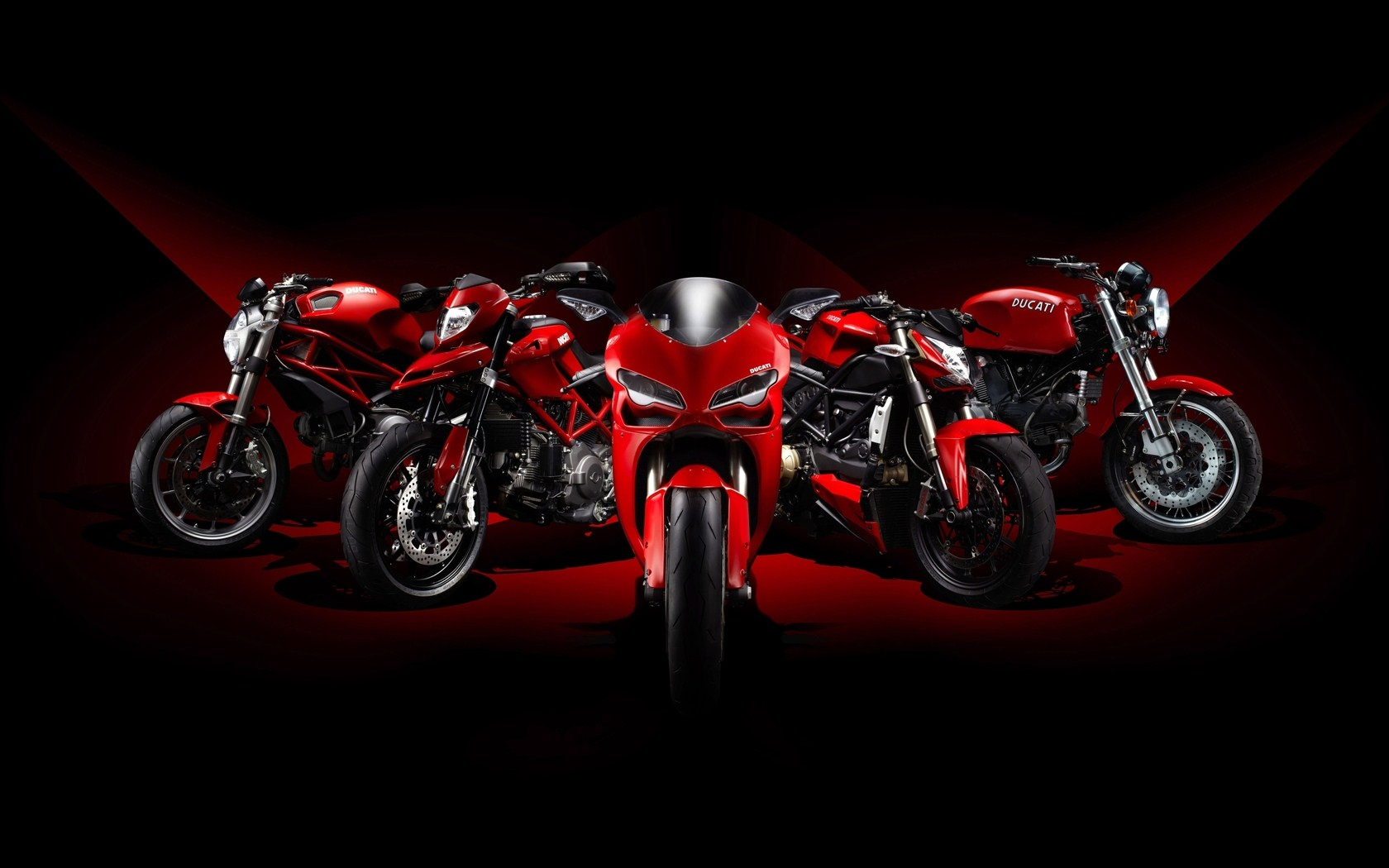 Red Ducati Wallpapers