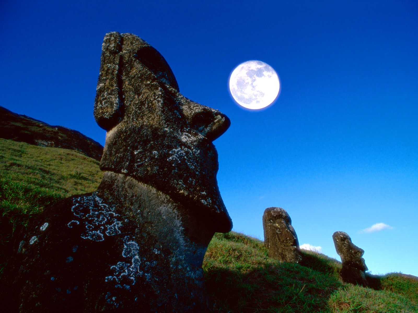 Awesome Easter Island Pictures