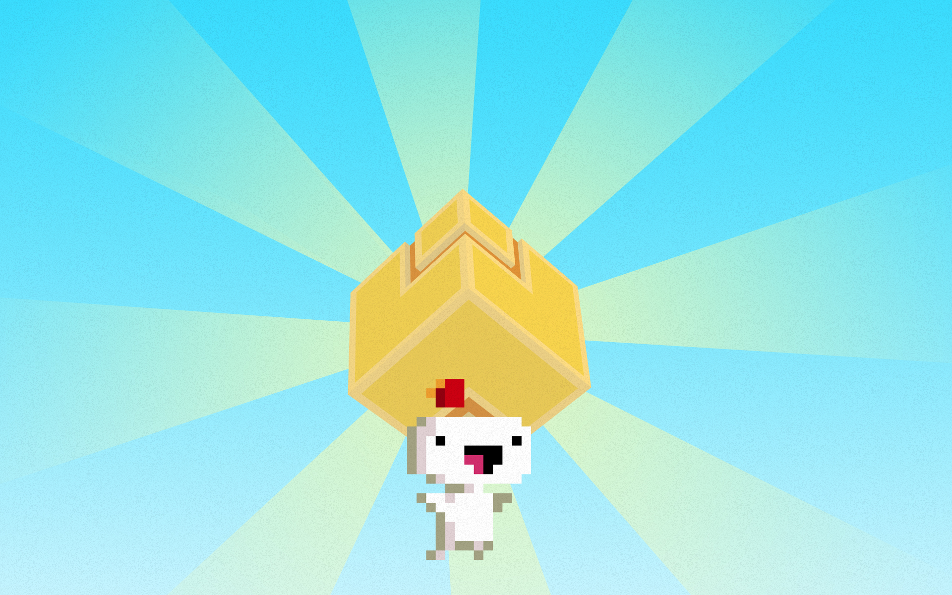 Awesome Fez Wallpaper