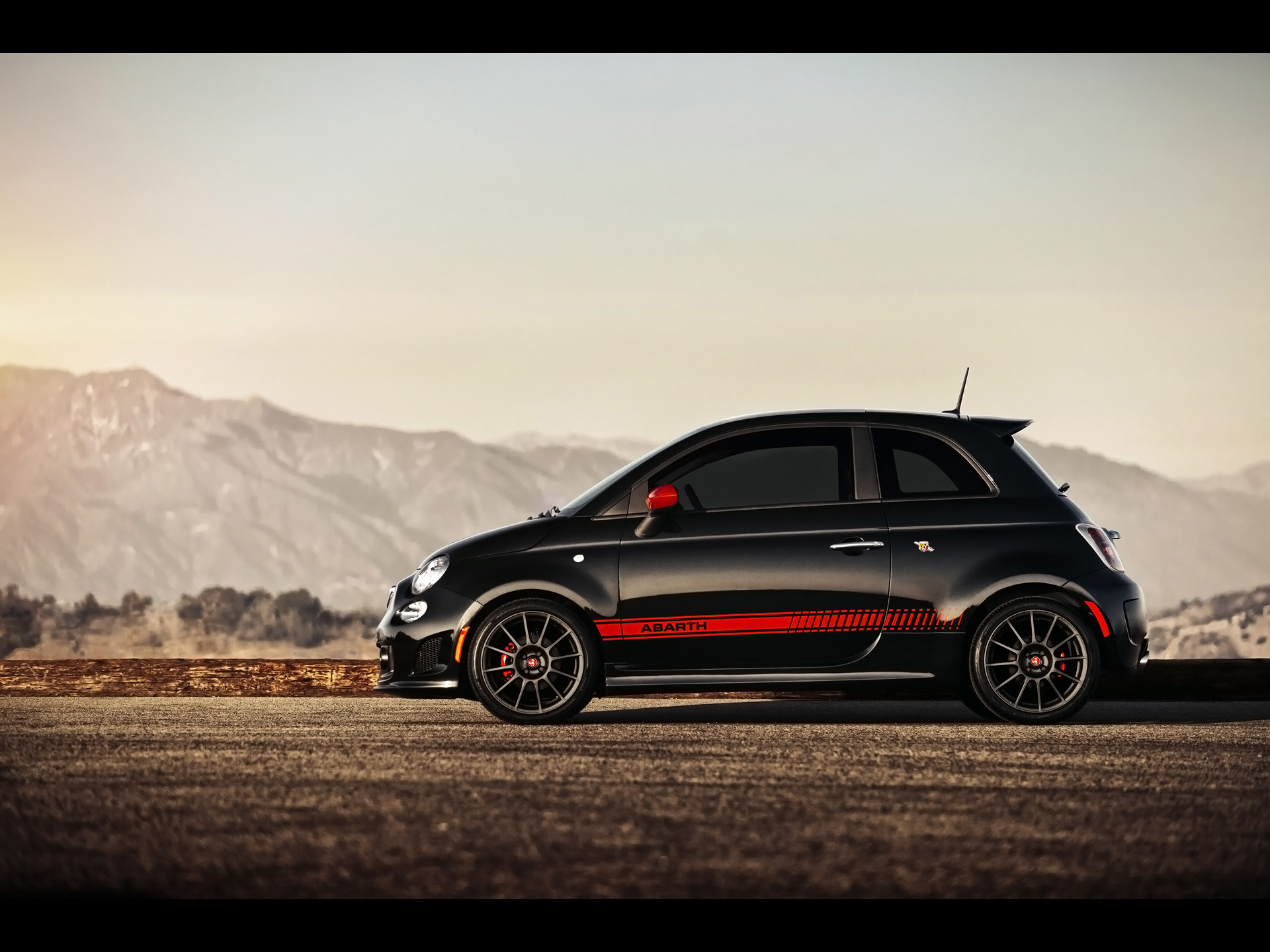 Image for Awesome Fiat 500 Abarth Architecture wallpapers 2015