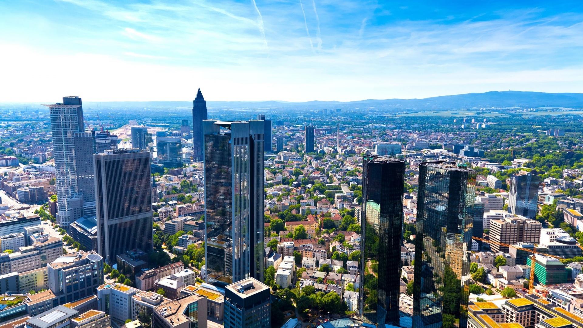 Awesome Frankfurt Wallpaper