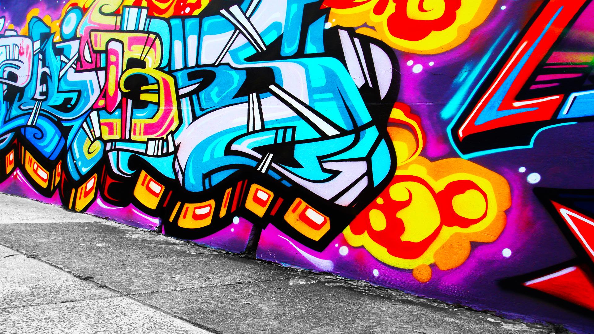 Image for Cool Graffiti Wallpaper