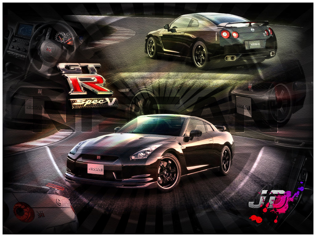 Awesome GTR Wallpaper