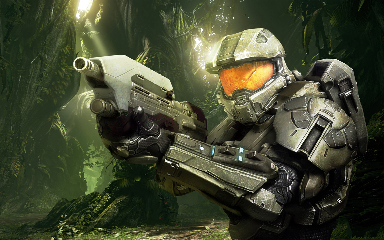 Awesome Halo 4 Wallpaper