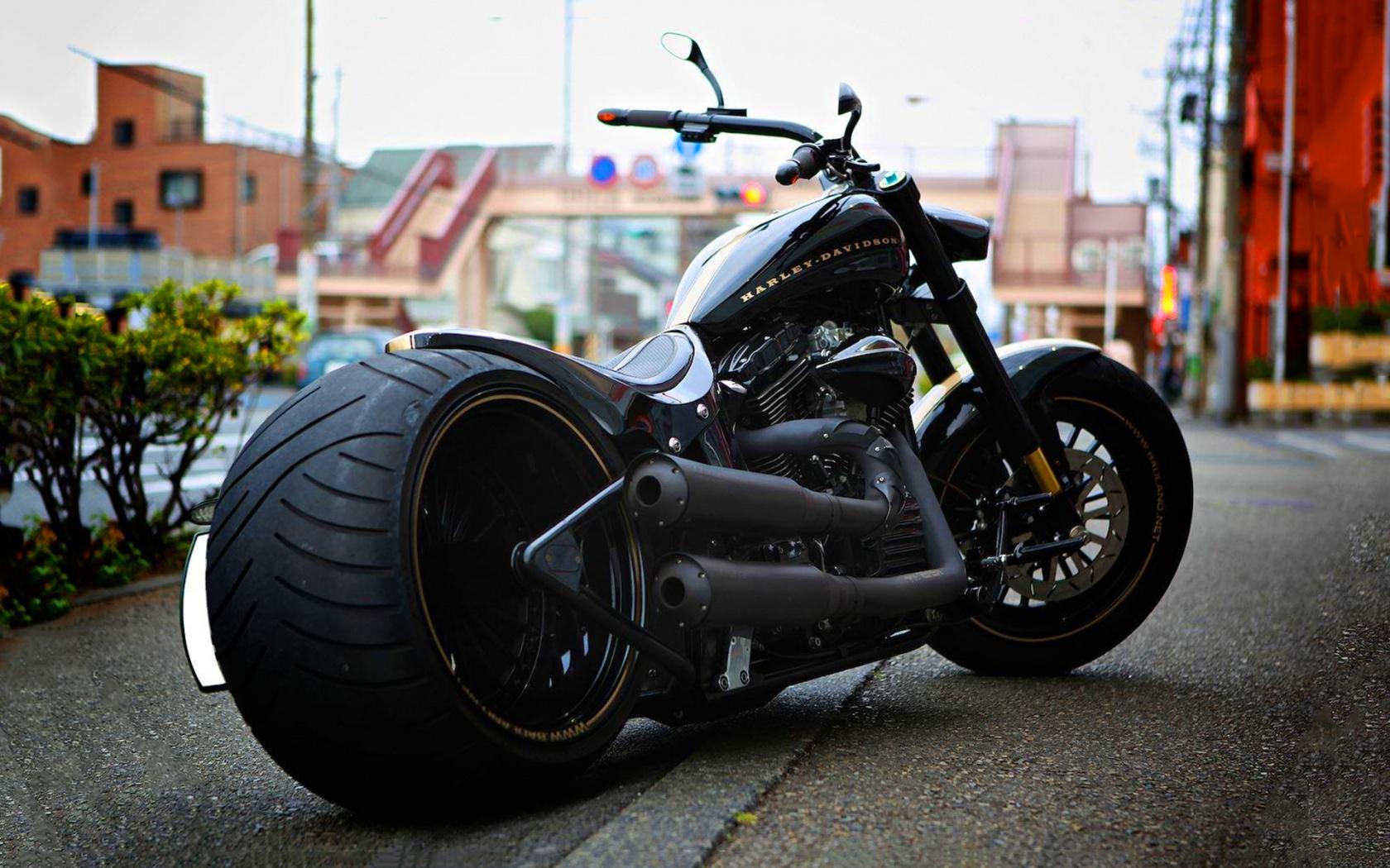 Awesome Harley Davidson Wallpaper
