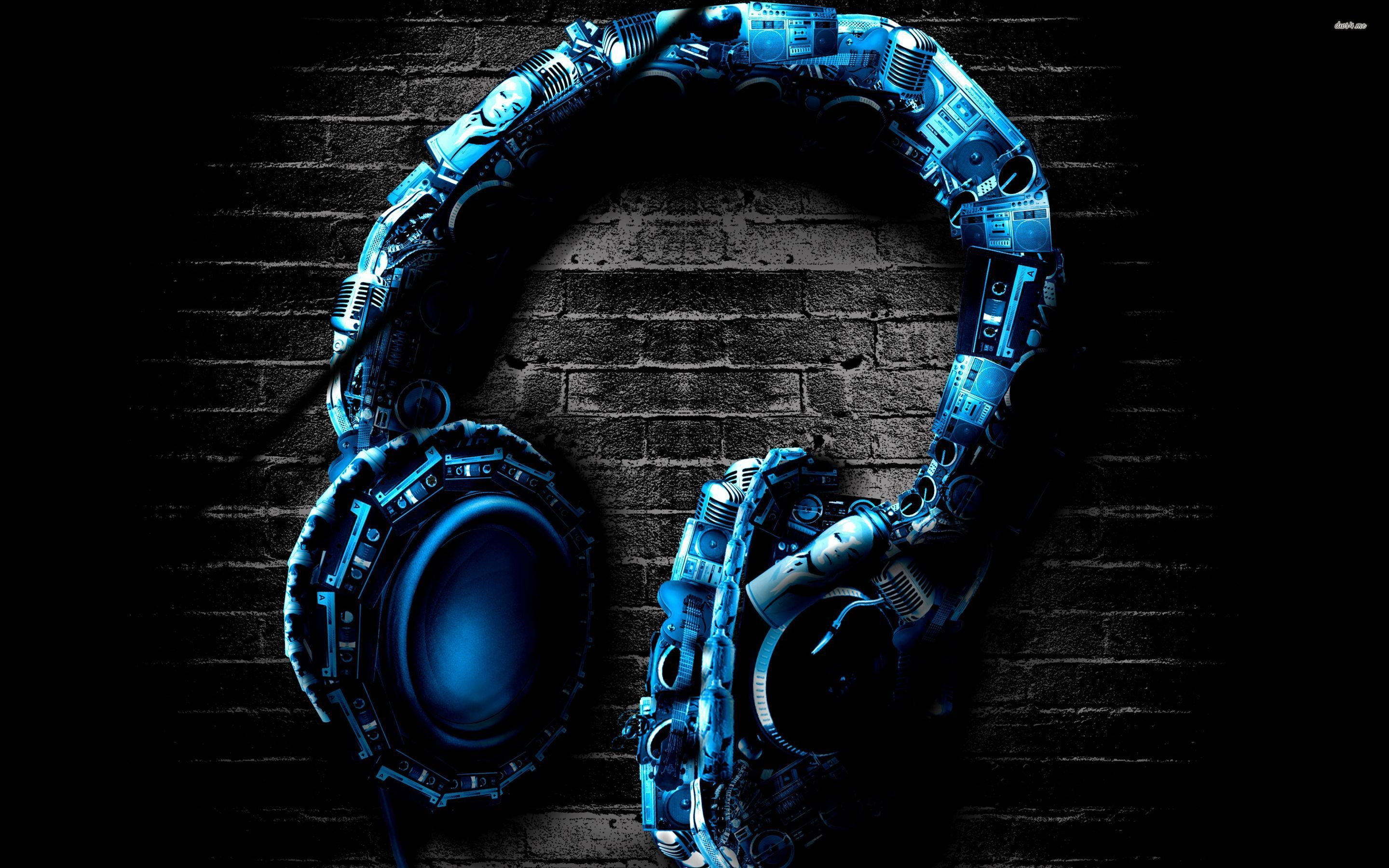 Awesome Headphones Wallpaper Music Wallpapers Awesome Wallpapers Abstract
