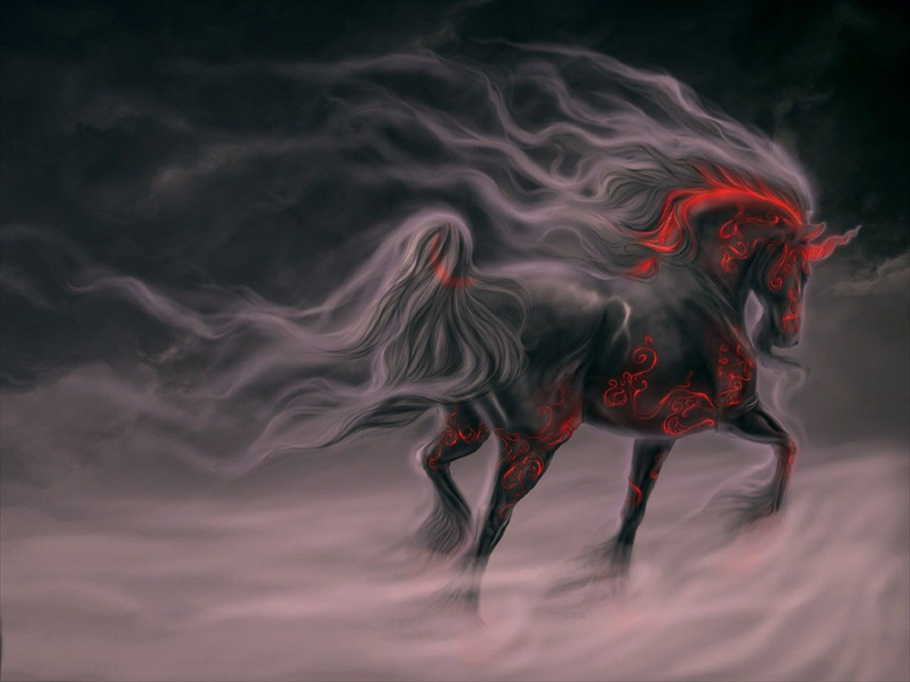 Awesome Horse Wallpaper