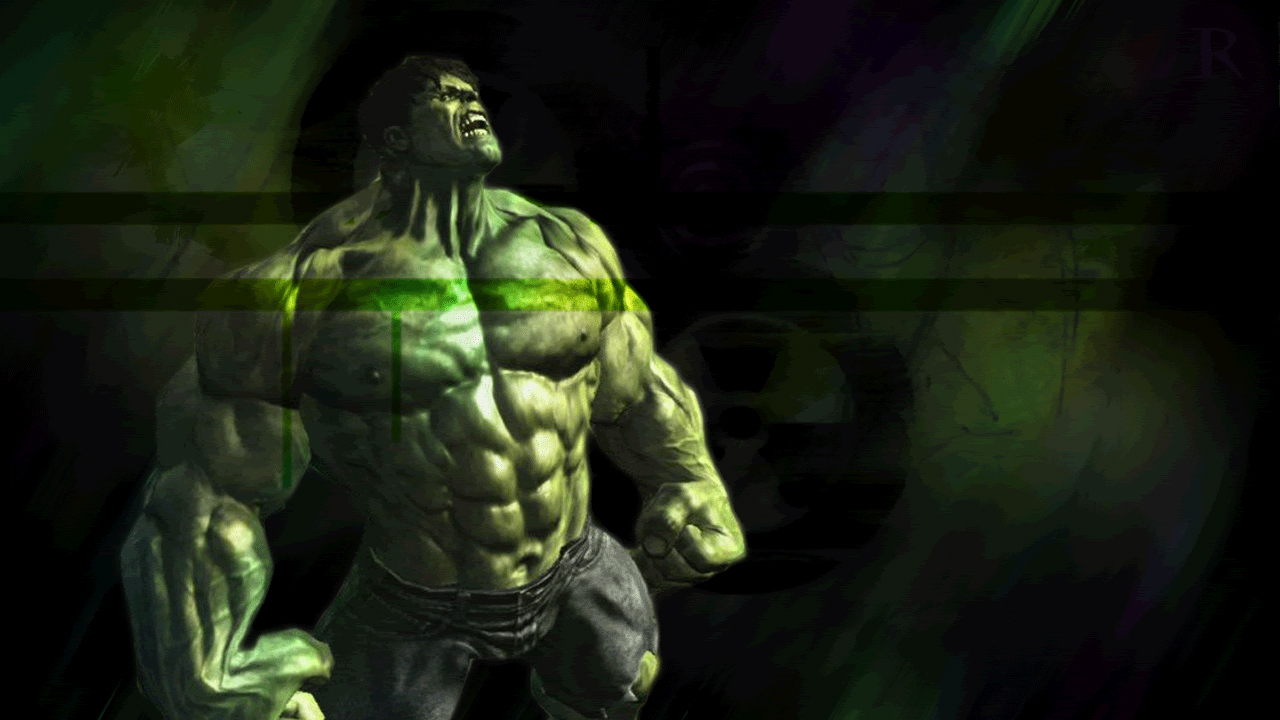 Awesome Hulk Wallpaper