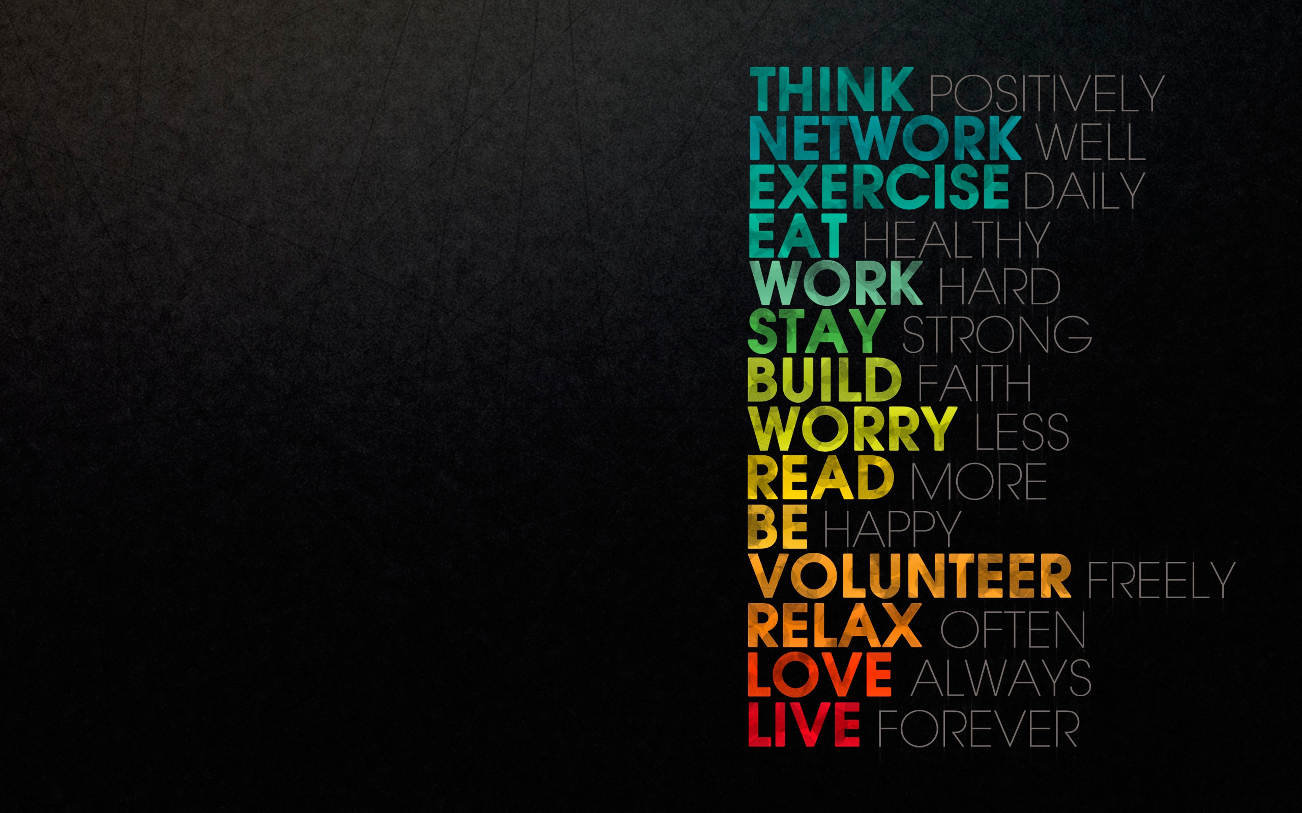 Awesome Inspirational Wallpaper