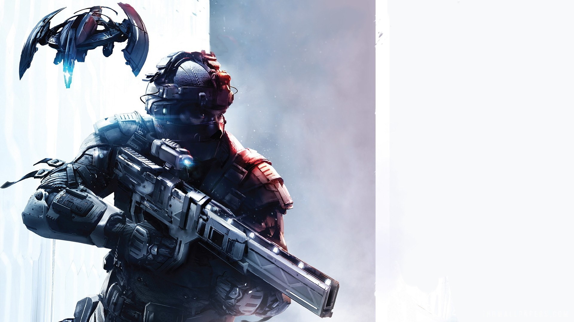 Awesome Killzone Shadow Fall Wallpaper