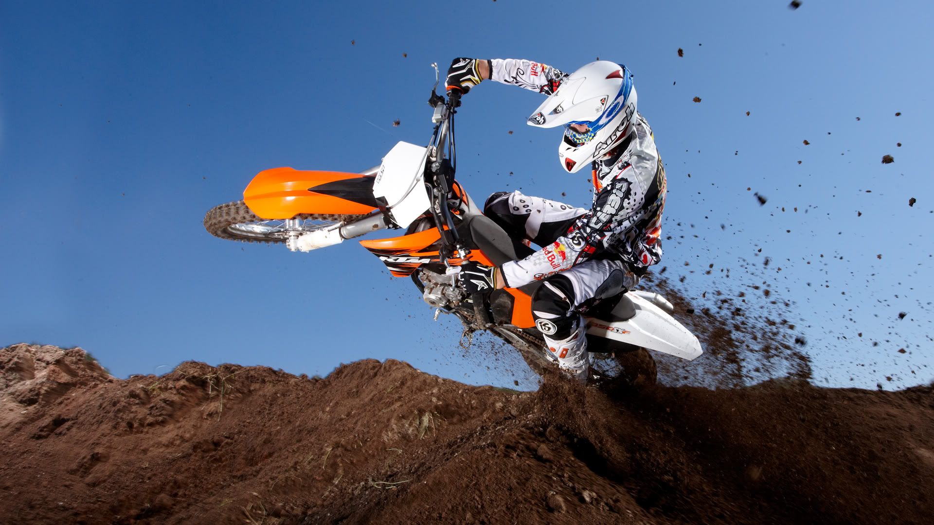 Awesome KTM Wallpaper