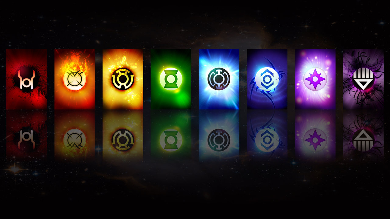 Lantern Corps Wallpaper by Gorzki Lantern Corps Wallpaper by Gorzki