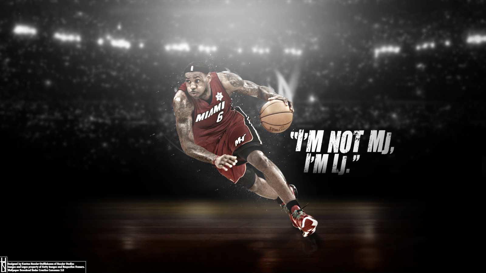 Awesome Lebron James Wallpaper