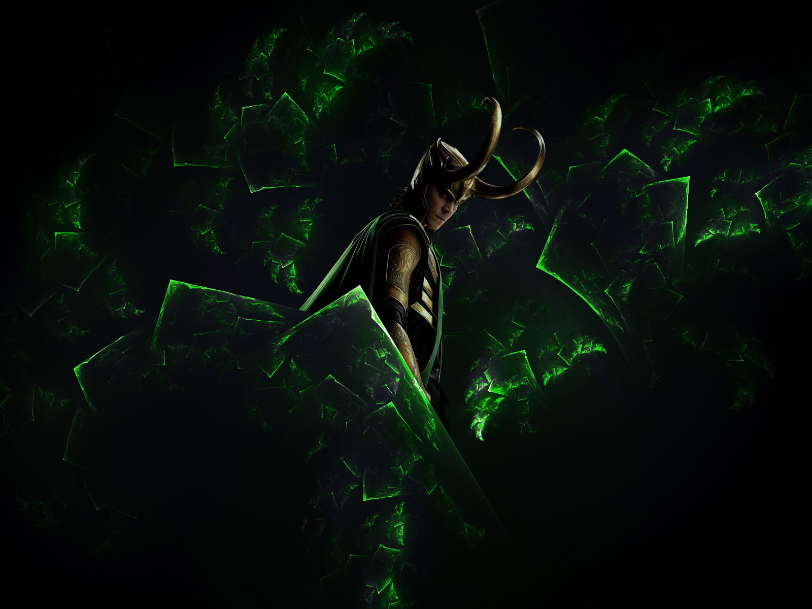 Awesome Loki Wallpaper