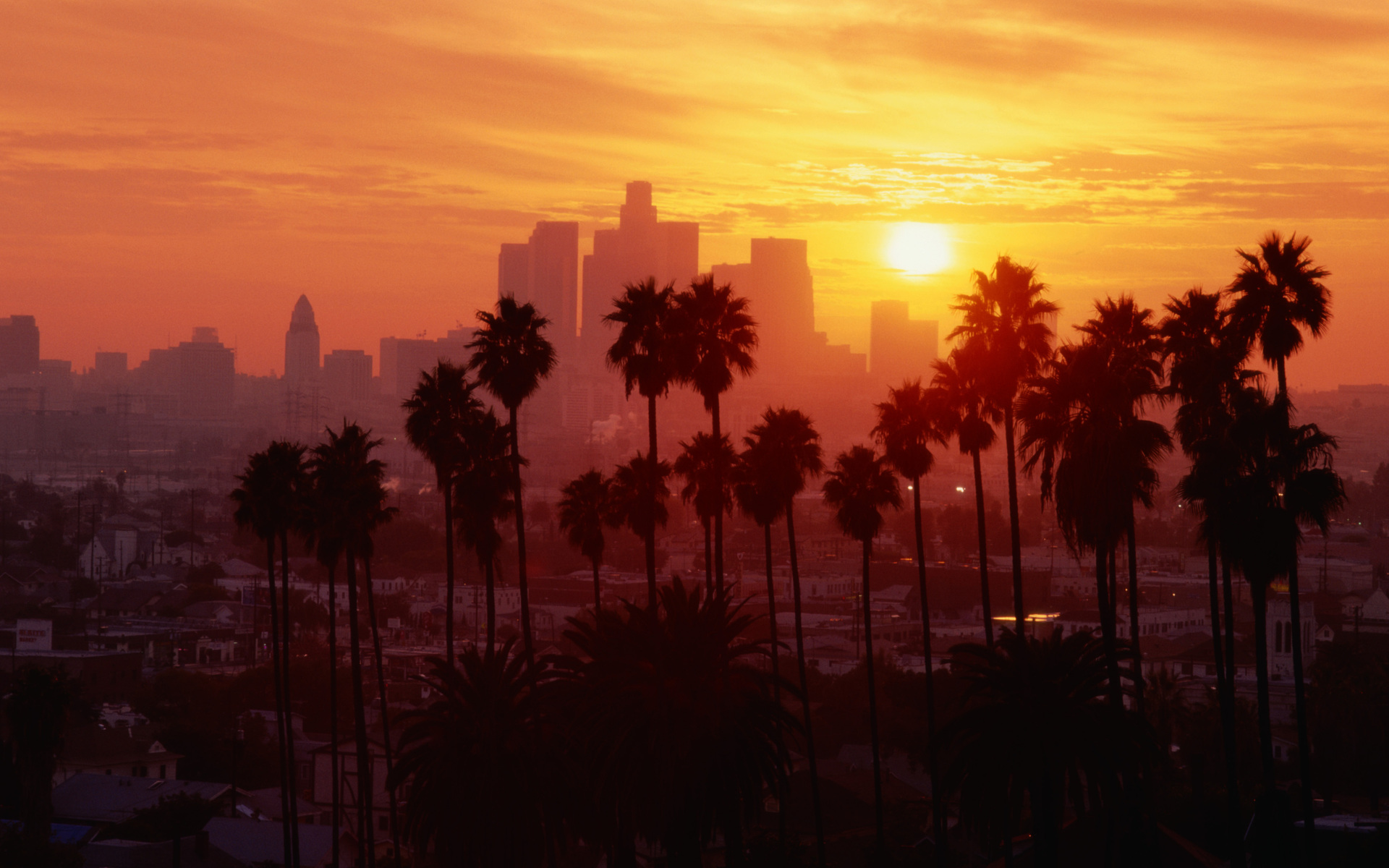 Awesome Los Angeles Wallpaper
