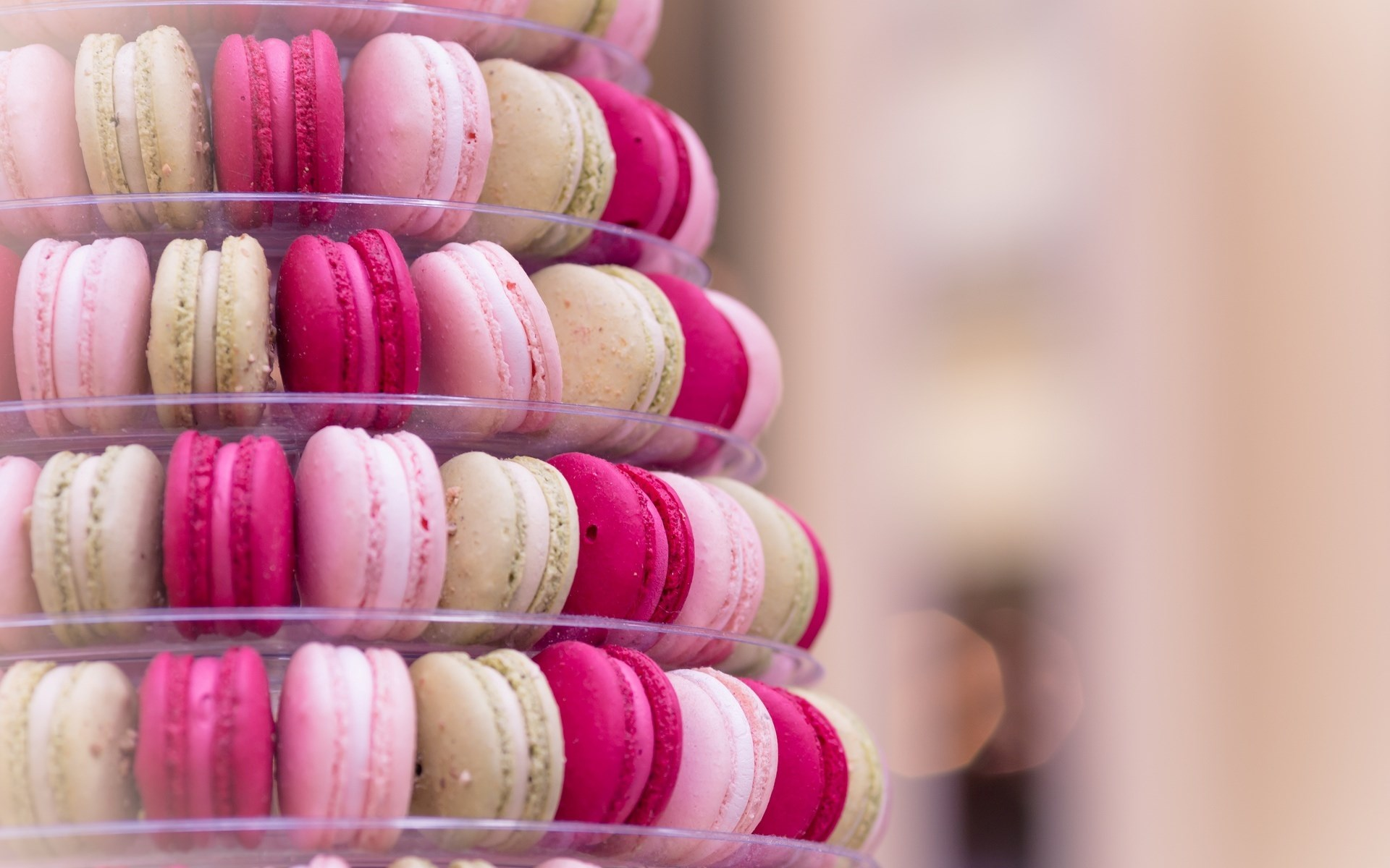 Awesome Macaron Wallpaper