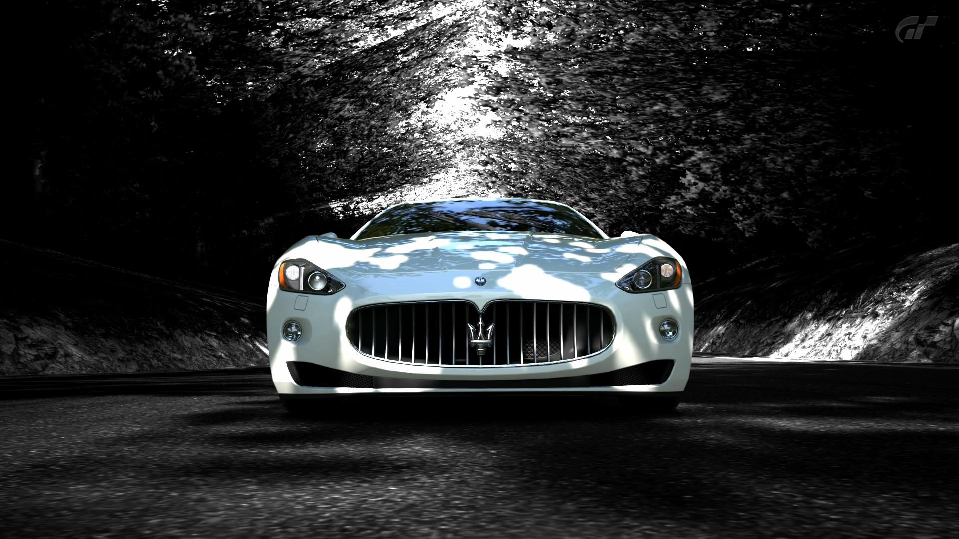 Awesome Maserati Wallpaper