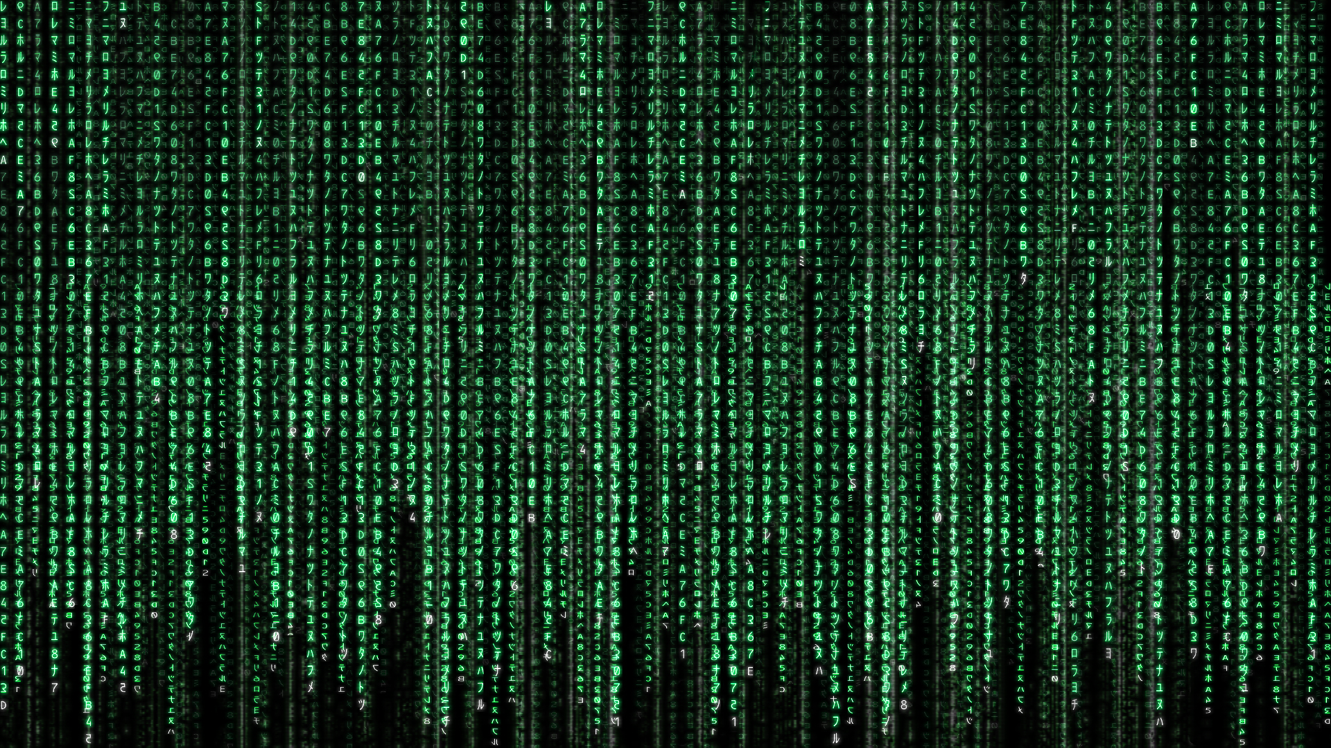 Awesome Matrix Wallpaper