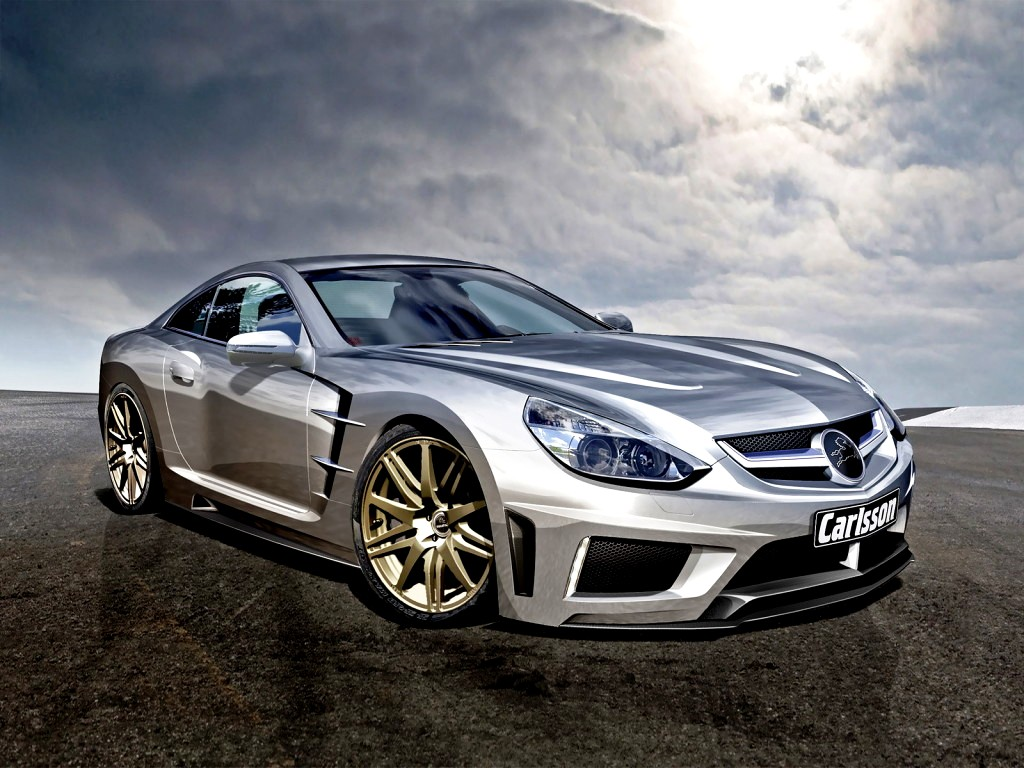 Awesome Mercedes Benz Wallpapers