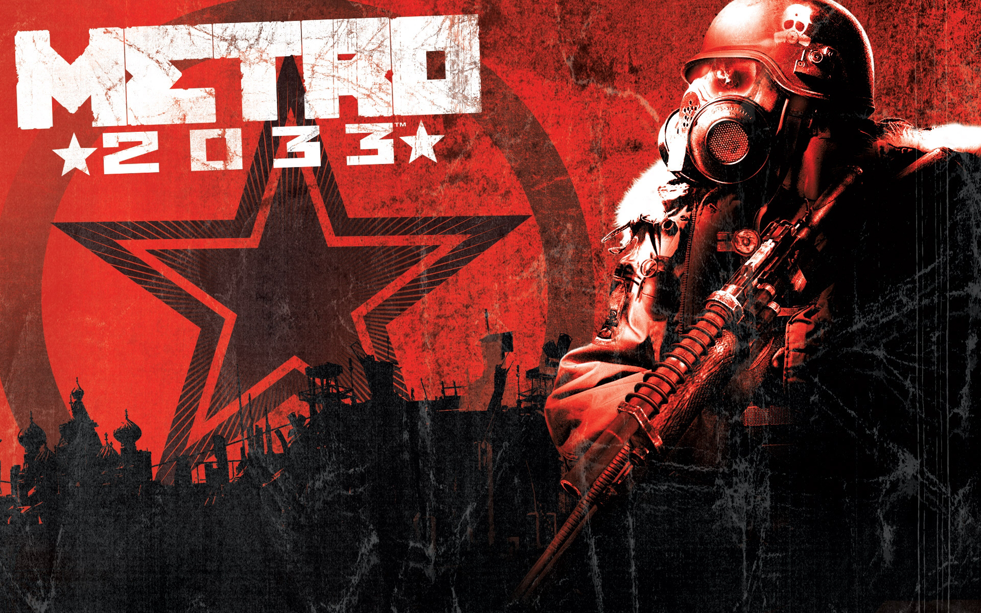 Awesome Metro 2033 Wallpaper