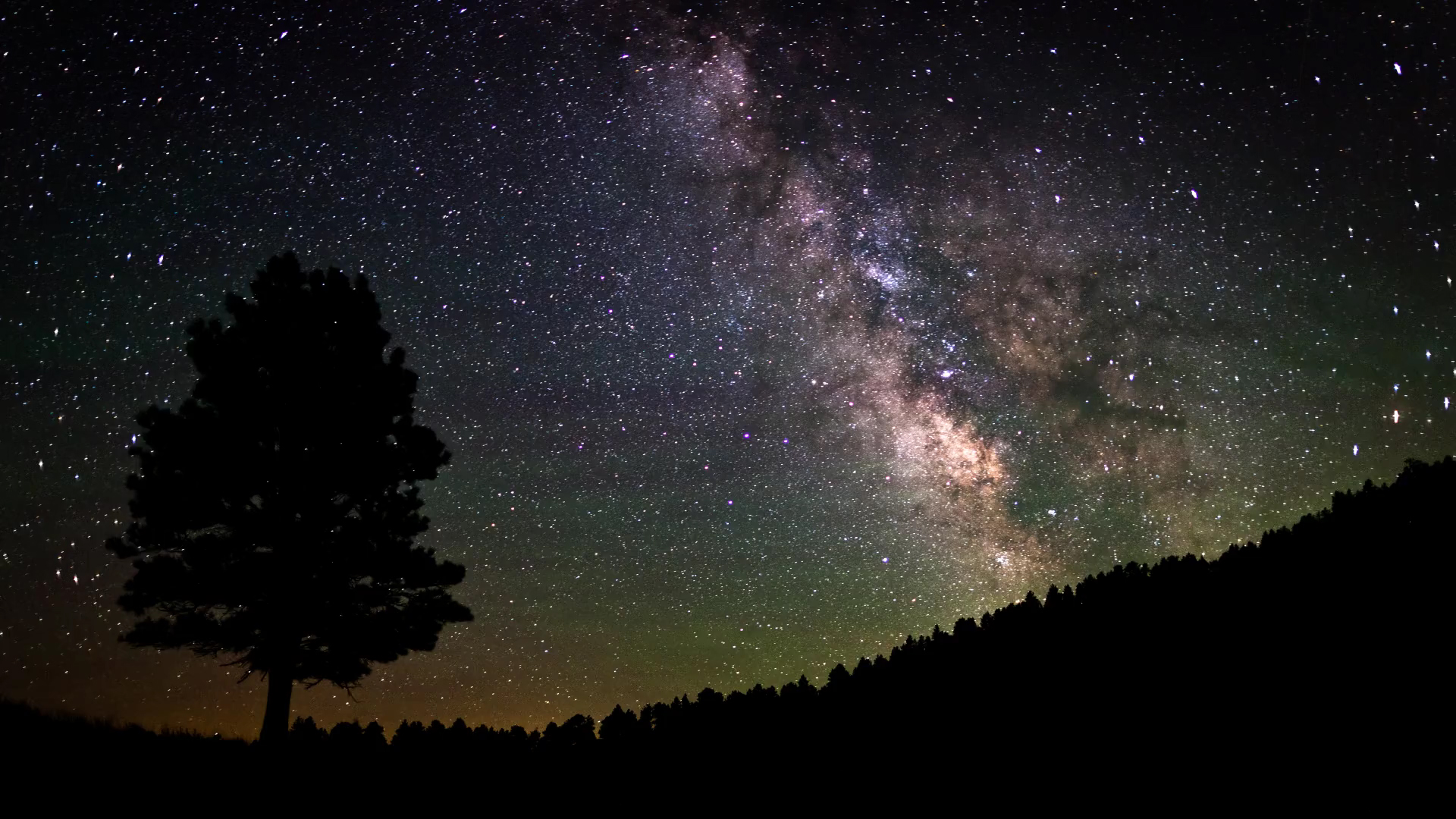 Awesome Milky Way Wallpaper