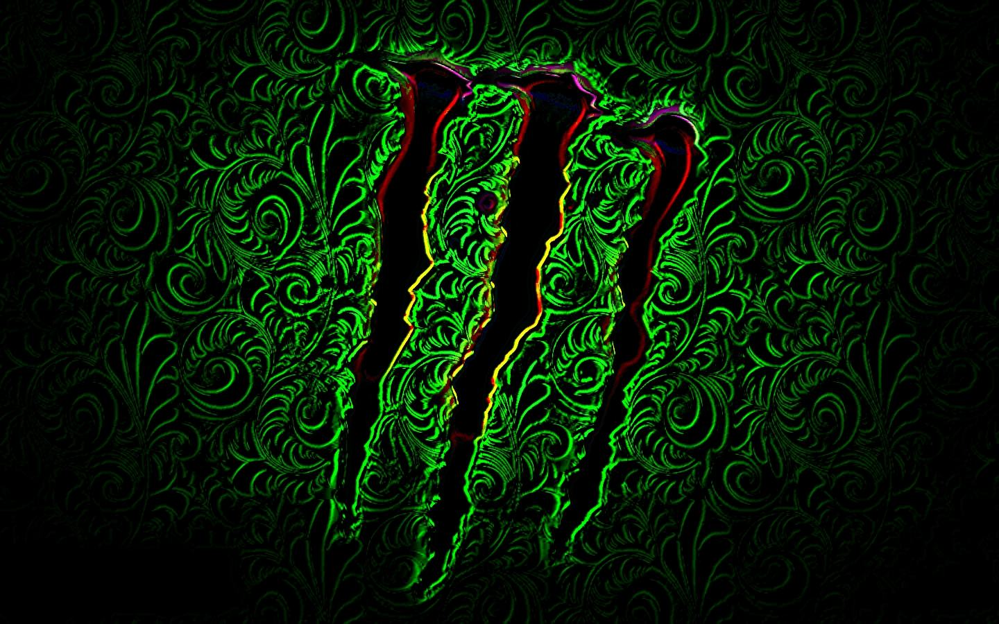 Awesome Monster Wallpaper
