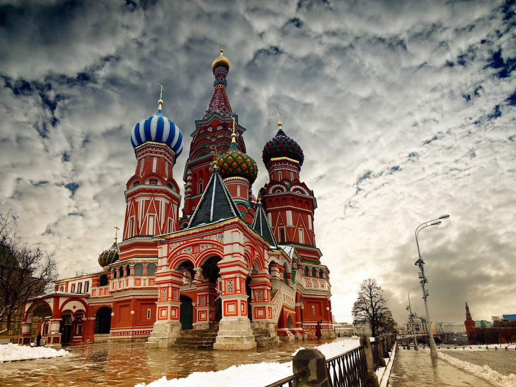 Awesome Moscow Wallpaper
